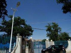 兰州红古区花庄镇河咀村2015一事一议太阳能龙8国际登录采购安